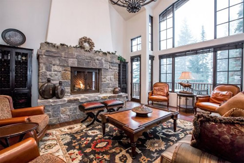 46 Slopeside Whitefish Mountain Ski-in Ski-out Luxury Vacation Rental