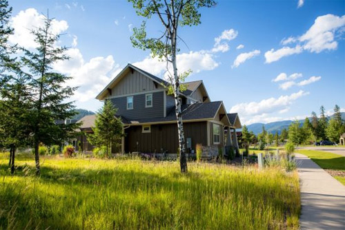 New Whitefish Montana Vacation Rental House