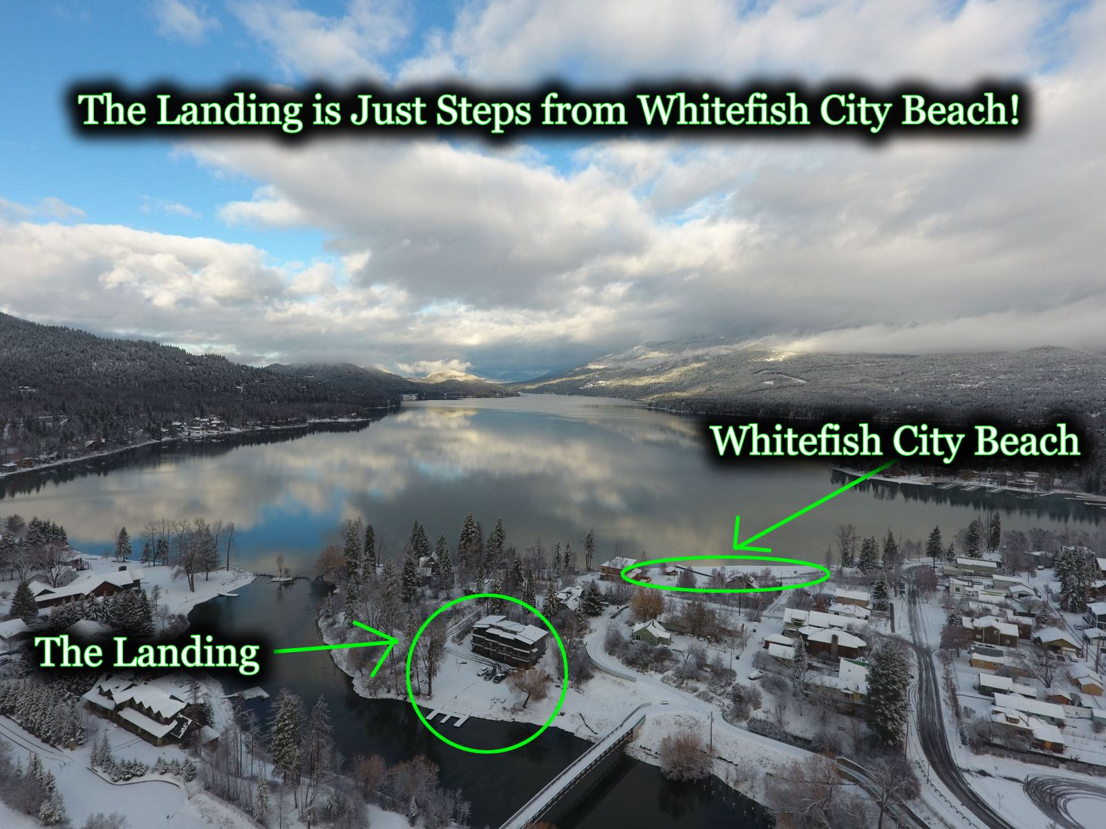 The Landing Whitefish Montana