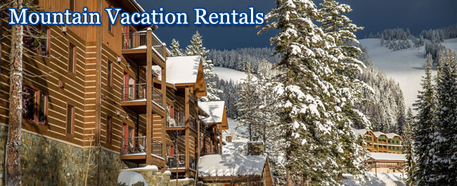 Whitefish Mountain Vacation Rentals