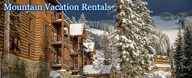 Whitefish Mountain Vacation Rentals