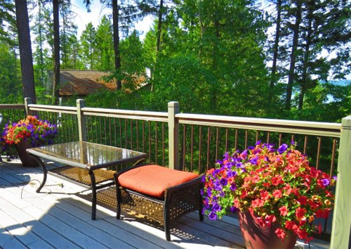 Whitefish Mountain Views Vacation Rental House