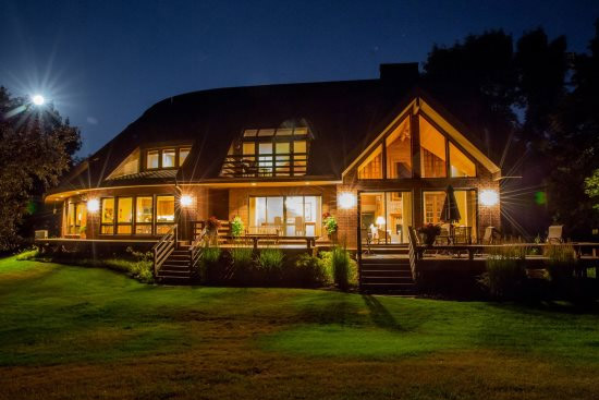 Whitefish Golf Course Vacation Rental House