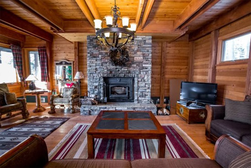 204 Cottonwood Whitefish MT Mountain Vacation Rental Condo
