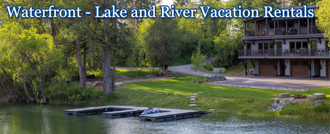 Whitefish Waterfront Vacation Rentals